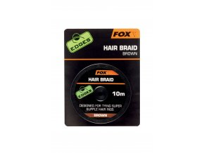 Fox Vlasová šňůrka Edges Hair Braid 10m