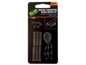 Fox Set na výrobu montáží Micro Chod Bead Kit 6ks