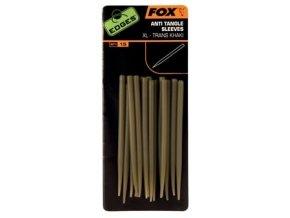 Fox Dlouhé převleky proti zamotání Edges Anti Tangle Sleeves XL 15ks