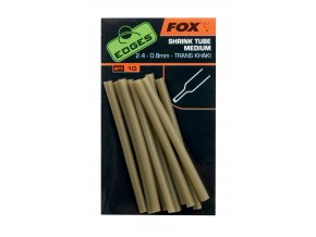 Fox Smršťovací hadičky Edges Shrink Tube 10ks