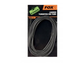Fox Hadička proti zamotání Edges Loaded Tungsten Rig Tube 2mm