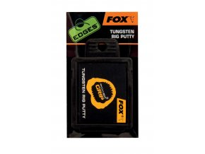 Fox Plastické olovo Edges Power Grip Tungsten Rig Putty