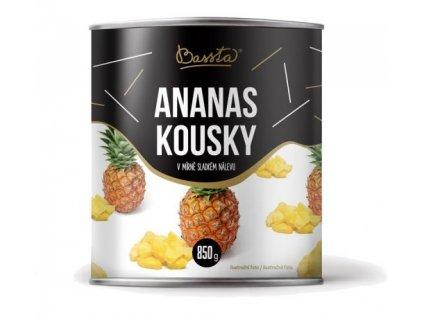 ananas kousky 850 g