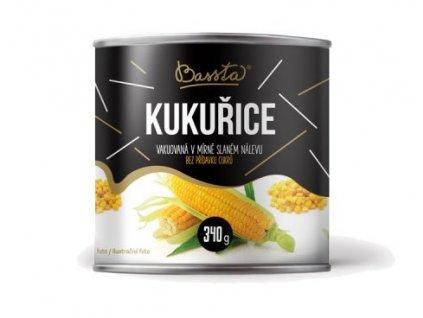 kukurice vakuovana 340 g
