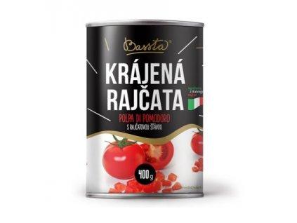 krajena rajcata s rajcatovou stavou 400 g 1