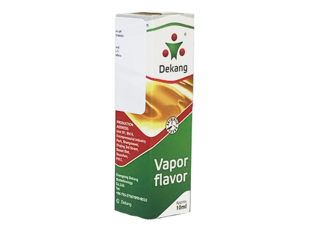 Liquid Dekang SILVER Mango 10ml - 0mg (mango)