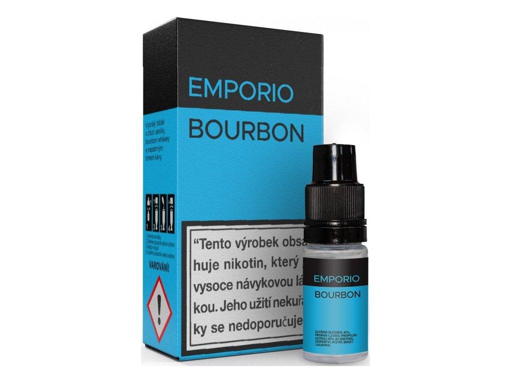 Liquid EMPORIO Bourbon 10ml - 9mg