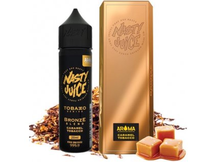 prichut nasty juice tobacco sv 20ml tobacco bronze
