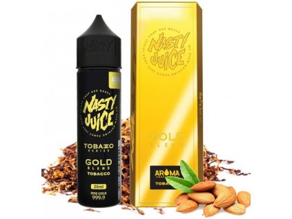 prichut nasty juice tobacco sv 20ml tobacco gold