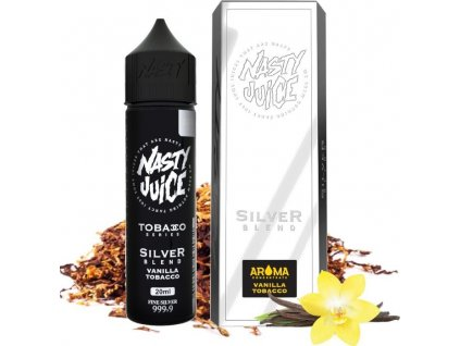 prichut nasty juice tobacco sv 20ml tobacco silver