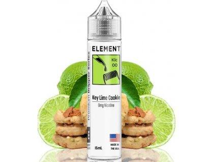 prichut element shake and vape 15ml key lime cookie