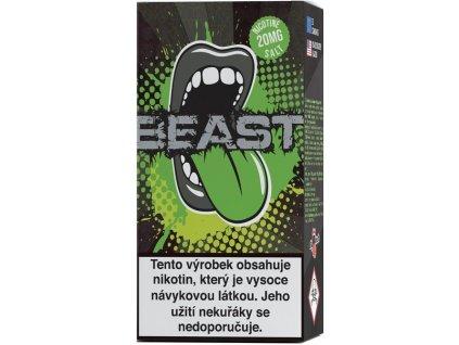 liquid big mouth salt beast 10ml 20mg