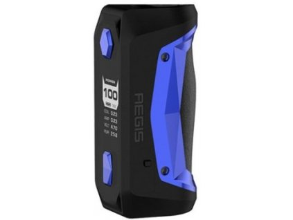 geekvape aegis solo 100w grip easy kit blue