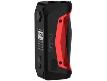 geekvape aegis solo 100w grip easy kit red