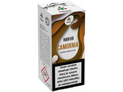 Liquid Dekang High VG Camornia 10ml - 1,5mg (Tabák s ořechy)