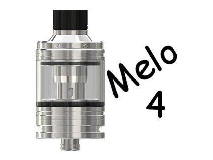iSmoka-Eleaf Melo 4 clearomizer 2ml Silver