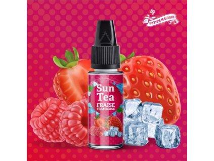 Příchuť Sun Tea 10ml Fraise Framboise