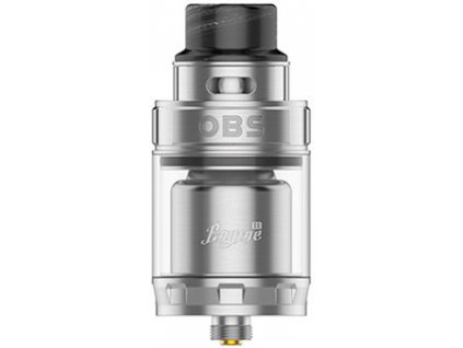 10113 obs engine ii rta clearomizer silver