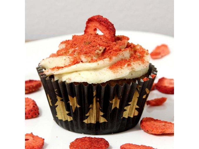 Cupcake mrkvový
