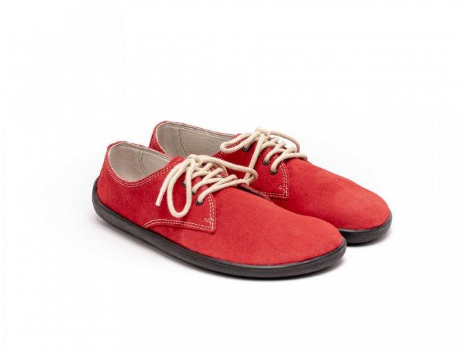 Barefootová módní obuv Be Lenka City - Flame | Zelenáčky