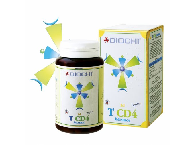 TCD4 Imuserol kapsle
