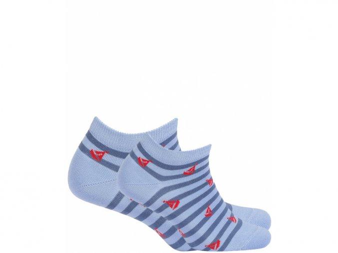 Dětské kotníkové ponožky Wola Plachetnice