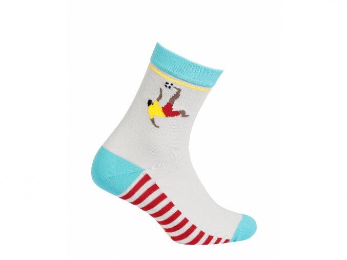 Dětské ponožky Wola Fotbalista