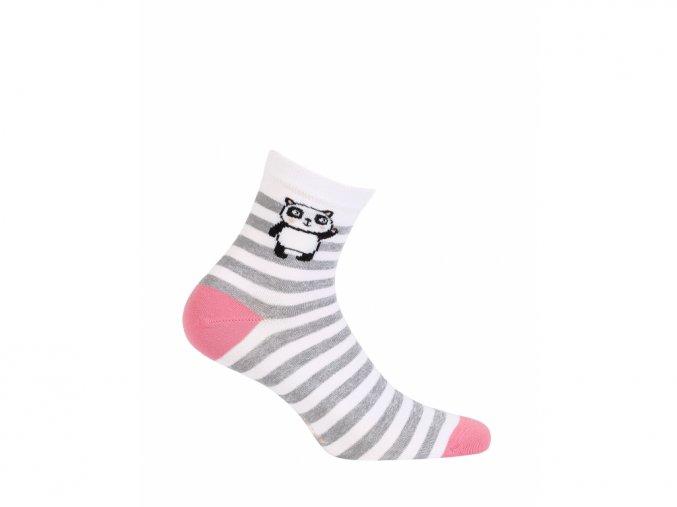 Ponožky Gatta Panda proužky