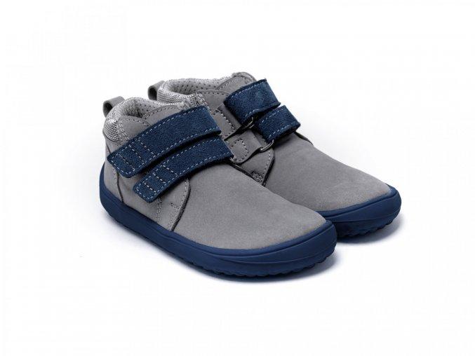Dětské barefoot boty Be Lenka Play - Blueberry | Zelenáčky
