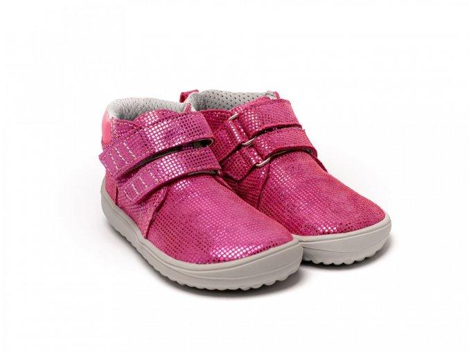 Dětské barefoot boty Be Lenka Play - Sparkle | Zelenáčky
