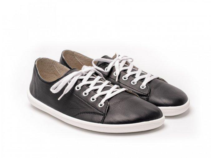 Barefoot tenisky Be Lenka Prime - Black & White | Zelenáčky