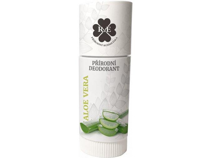 Přírodní deodorant BIO bambucké máslo - ALOE VERA 25 ML | Zelenáčky