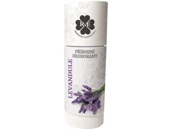 Přírodní deodorant BIO bambucké máslo s vůní levandule 25 ml | Zelenáčky