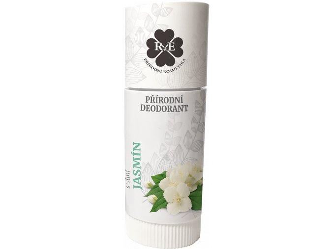 Přírodní deodorant BIO bambucké máslo s vůní jasmínu 25 ml | Zelenáčky