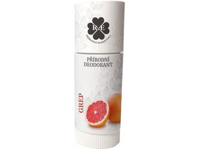 Přírodní deodorant BIO bambucké máslo s vůní grepu 25 ml   Zelenáčky