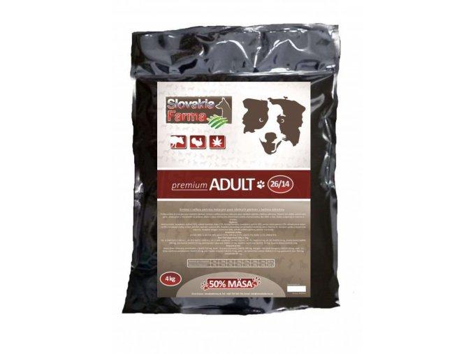 Granule Stardog Profi - Adult 26/14 - 3 kg | Zelenáčky