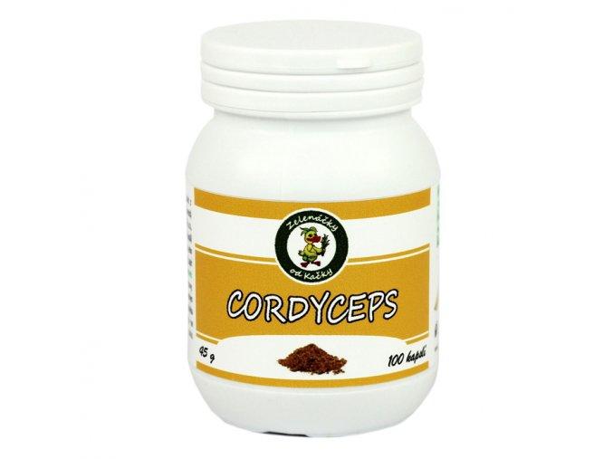 Cordyceps - Zelenáčky
