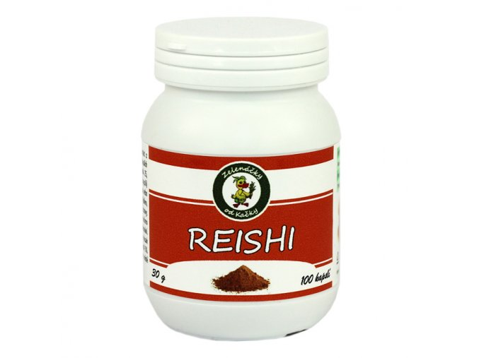 Reishi - Zelenáčky