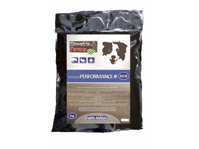 Granule Stardog Profi - Active Power 32/18 - 3kg | Zelenáčky