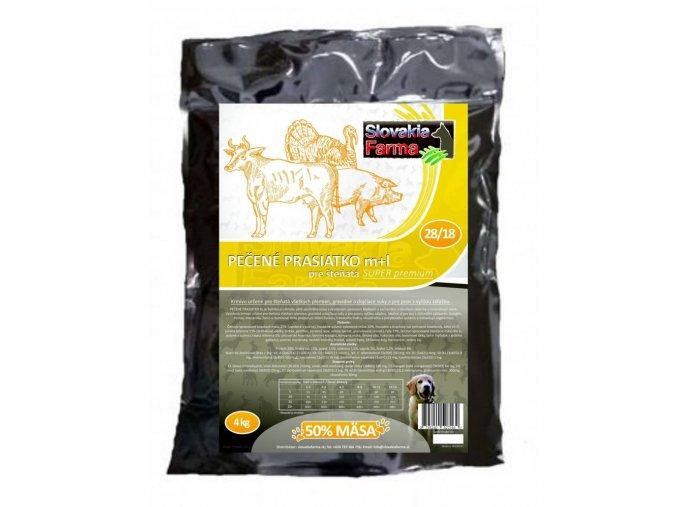 Granule Stardog Botanic - Puppy 28/18 - 3 kg