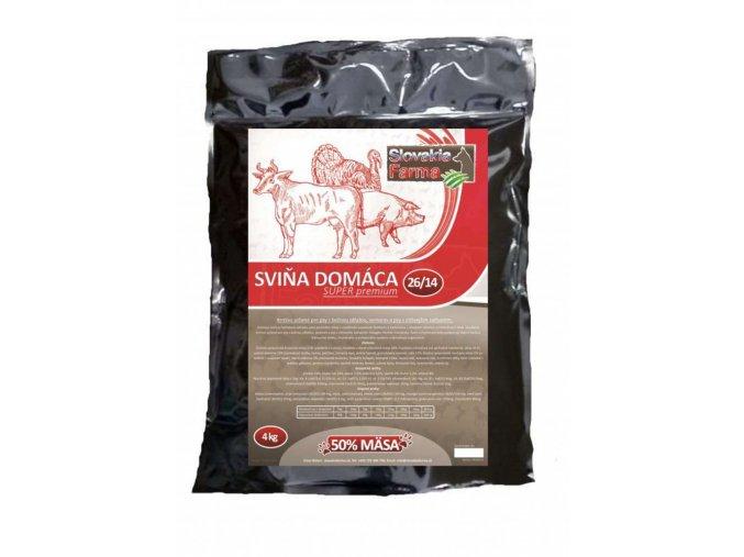 Granule Slovakia Farma - Sviňa Domáca 26/14