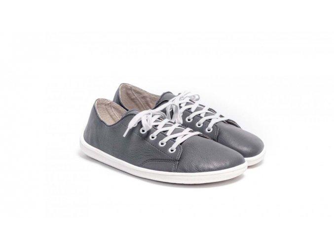 Barefoot tenisky Be Lenka Prime - Grey | Zelenáčky