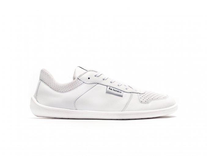 Barefoot tenisky Be Lenka Champ - White   Zelenáčky