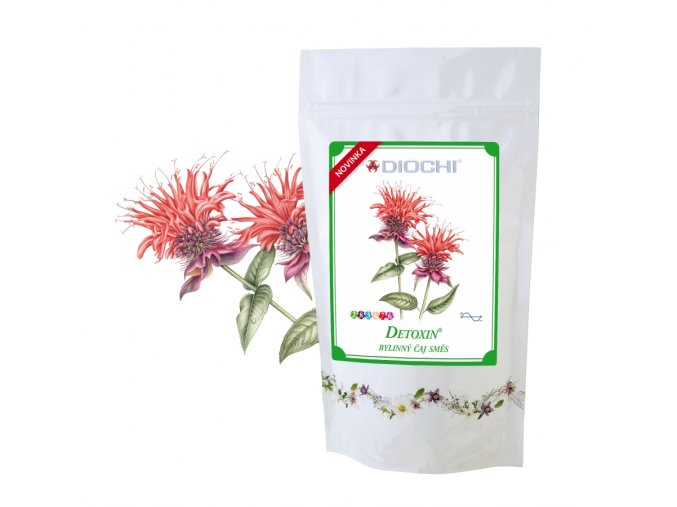 Diochi Detoxin bylinný čaj | Zelenáčky