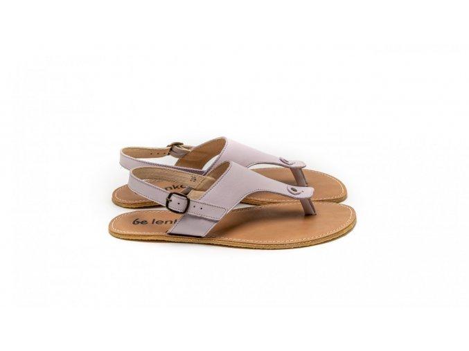 Barefoot sandály Be Lenka Promenade - Light Lilac   Zelenáčky