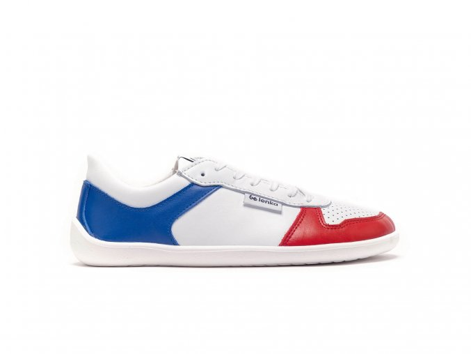 Barefoot tenisky Be Lenka Champ - Patriot - Red, White & Blue | Zelenáčky
