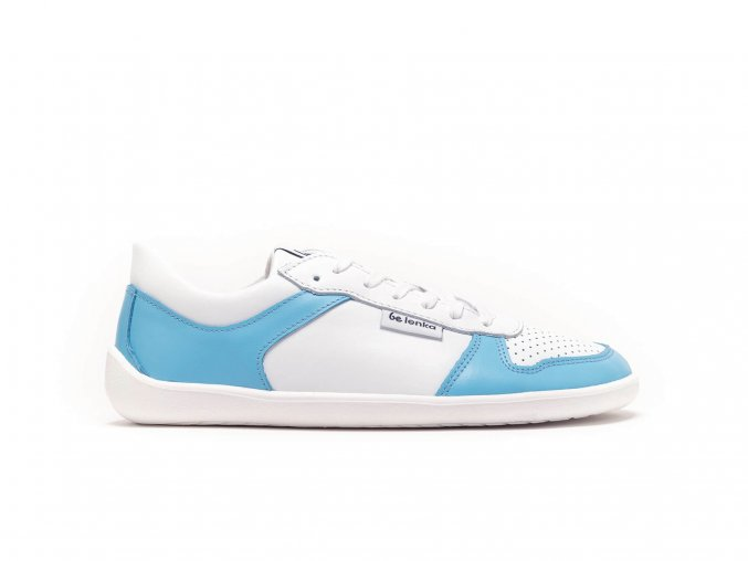 Barefoot tenisky Be Lenka Champ - Patriot - Blue & White | Zelenáčky