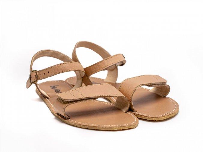 Barefoot sandály Be Lenka Grace - Brown | Zelenáčky