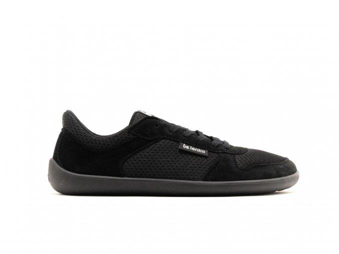 Barefoot tenisky Be Lenka Champ - All Black   Zelenáčky