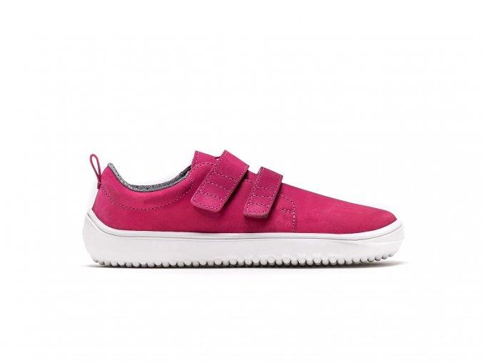 Dětské barefoot boty Be Lenka Jolly - Dark Pink  | Zelenáčky
